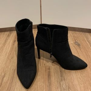 Express Stiletto Booties